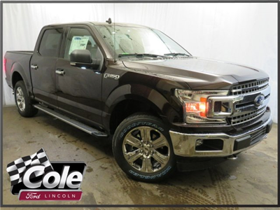 2018 F-150 Crew Cab 4x4 Pickup #T07343 - photo 1