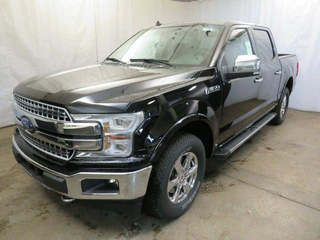 2018 F-150 Crew Cab 4x4 Pickup #T07350 - photo 33