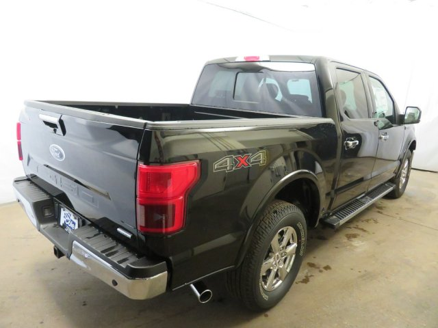 2018 F-150 Crew Cab 4x4 Pickup #T07350 - photo 2