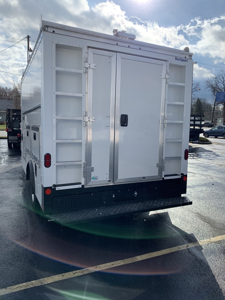 2021 Ford E-350 4x2, Rockport Service Utility Van #NT1001 - photo 1