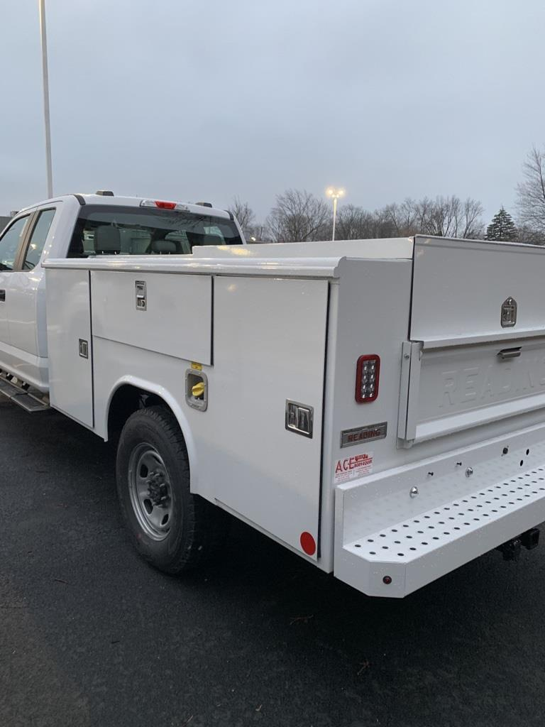 2021 Ford F-350 Super Cab 4x4, Reading Service Body #NT1113 - photo 1