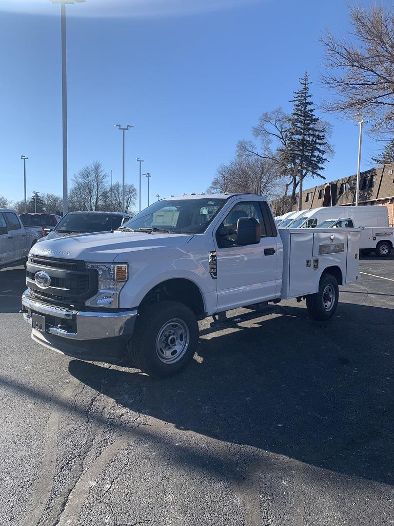 2021 Ford F-250 Regular Cab 4x4, Reading Service Body #NT1201 - photo 1