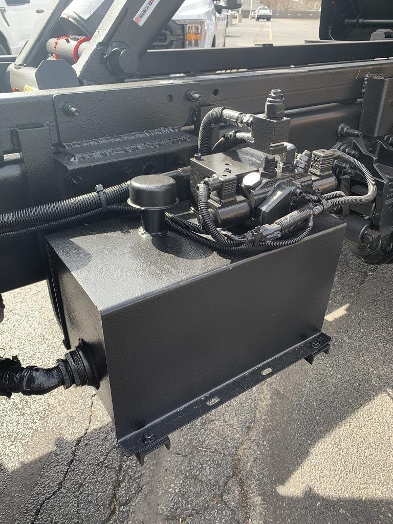 2021 F-750 Regular Cab DRW 4x2,  Rugby Titan Dump Body #NT1355 - photo 17