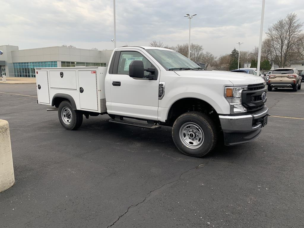 2021 F-250 Regular Cab 4x4,  Monroe Truck Equipment AL Series MSS II Service Body #NT1407 - photo 3