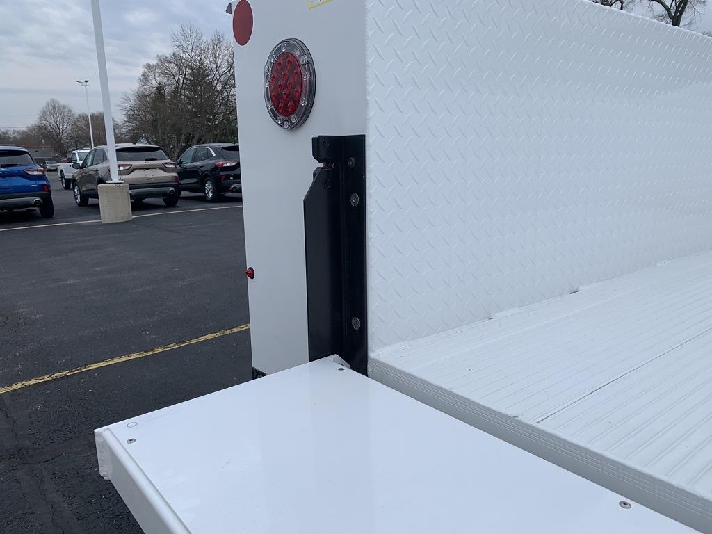 2021 F-250 Regular Cab 4x4,  Monroe Truck Equipment AL Series MSS II Service Body #NT1407 - photo 8