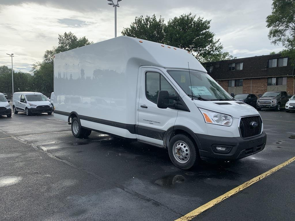 2021 Ford Transit 350 HD 4x2, Unicell Cutaway Van #NT1533 - photo 1