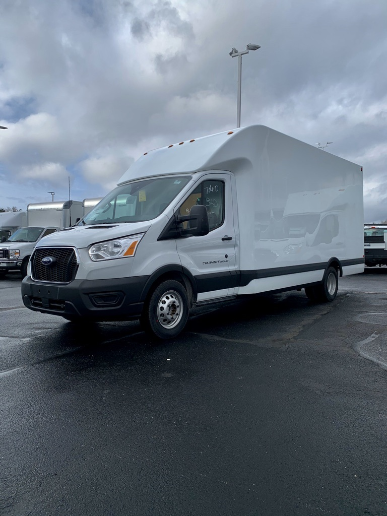 2020 Ford Transit 350 HD DRW RWD, Unicell Cutaway Van #T23590 - photo 1