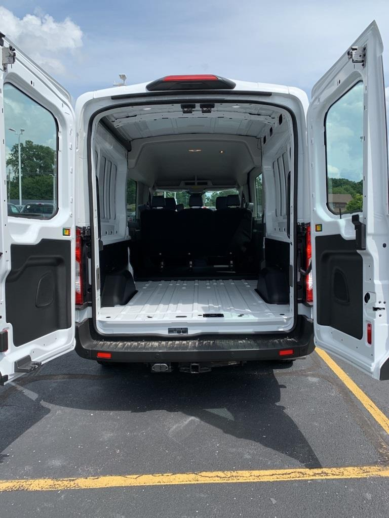 2020 Ford Transit 250 Med Roof AWD, Adrian Steel Upfitted Cargo Van #T24001 - photo 1