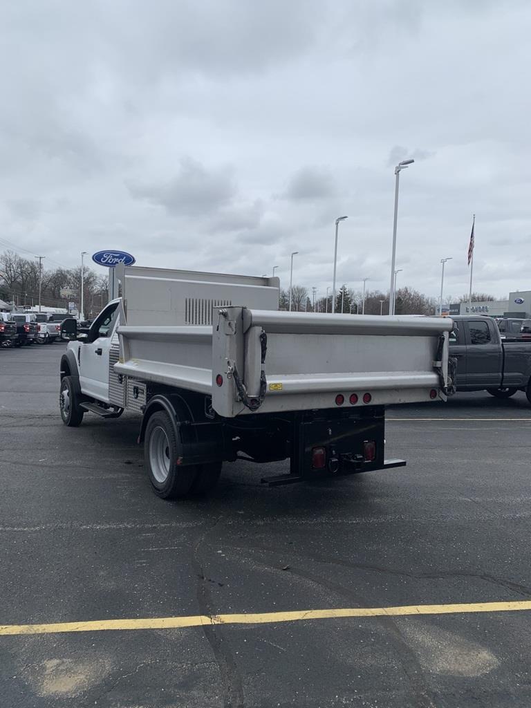 2020 Ford F-550 Regular Cab DRW 4x4, DuraClass Dump Body #T24666 - photo 1