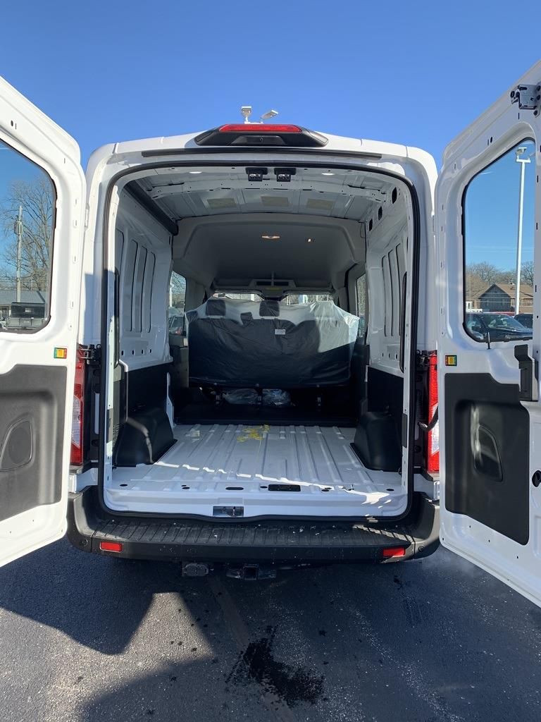 2020 Ford Transit 350 Med Roof 4x2, Crew Van #T24674 - photo 1