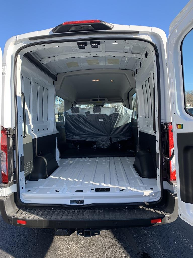 2020 Ford Transit 350 Med Roof 4x2, Crew Van #T24675 - photo 1