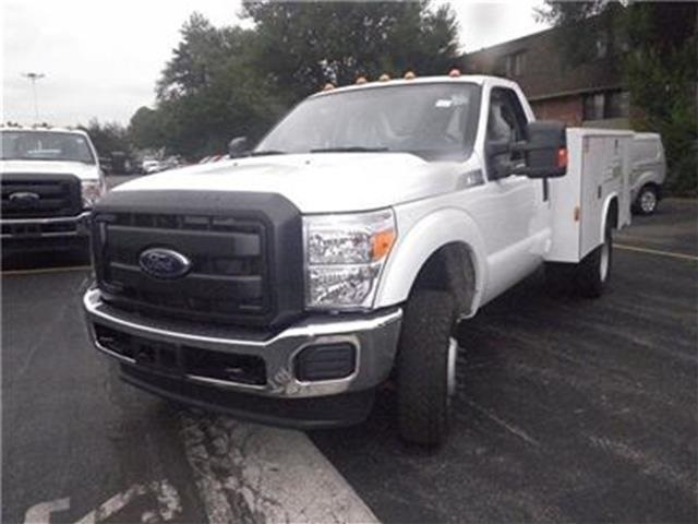 2016 F-350 Regular Cab DRW 4x4, Reading Service Body #T60474 - photo 3