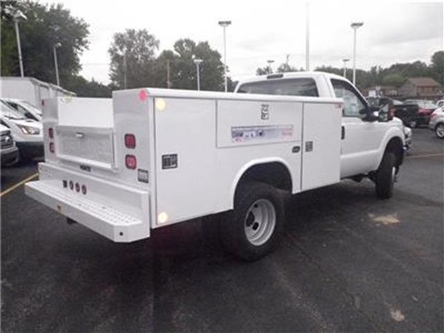 2016 F-350 Regular Cab DRW 4x4, Reading Service Body #T60474 - photo 2