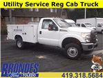 2016 F-350 Regular Cab DRW 4x4, Reading Service Body #T60474 - photo 1