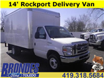 2016 E-350, Rockport Cutaway Van #T61710 - photo 1