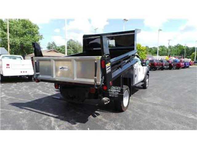 2016 F-550 Regular Cab DRW 4x4, Rugby Dump Body #T62042 - photo 2
