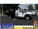 2016 F-550 Regular Cab DRW 4x4, Rugby Dump Body #T62042 - photo 1