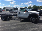 2016 F-550 Regular Cab DRW 4x4, Cab Chassis #T62142 - photo 1
