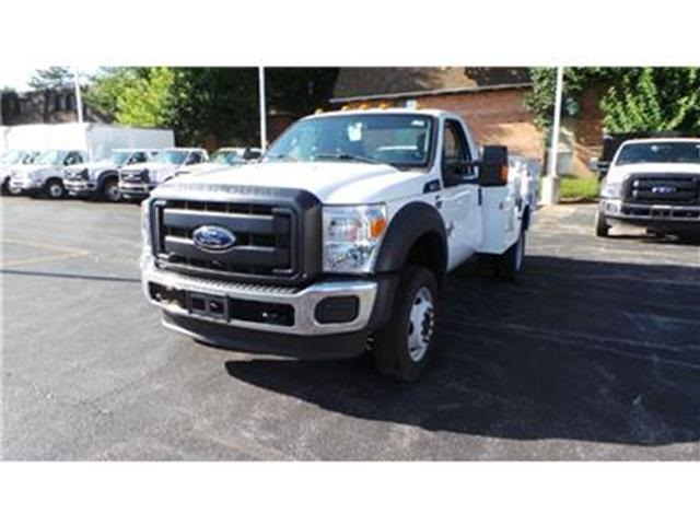2016 F-450 Regular Cab DRW 4x4, Knapheide Service Body #T62194 - photo 3