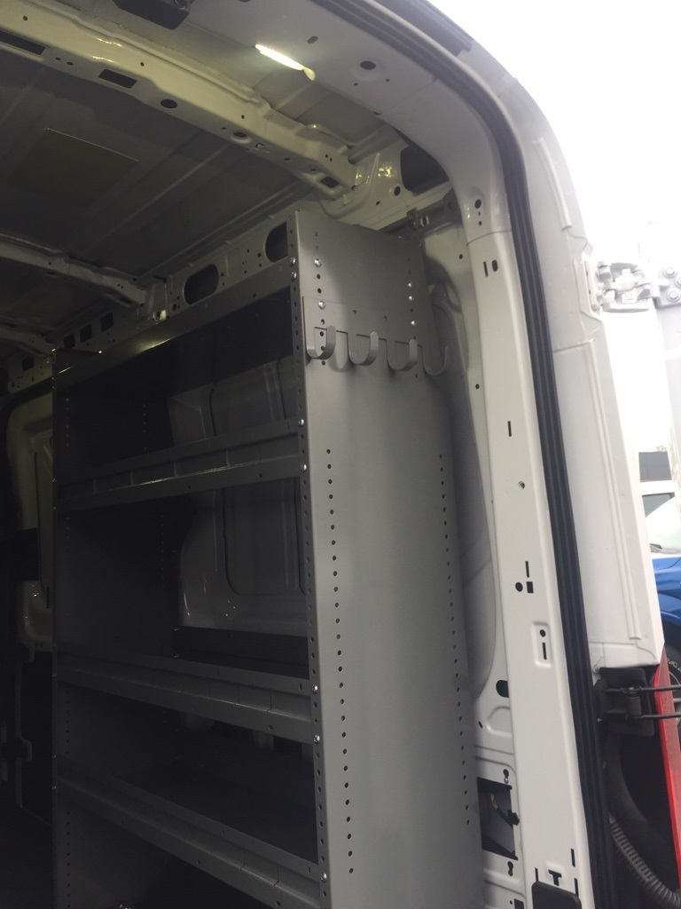 2017 Transit 250 Medium Roof, Van Upfit #T70456 - photo 15