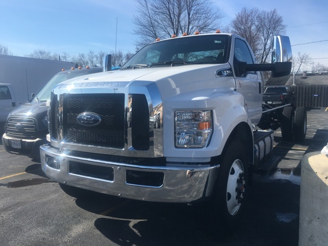 2017 F-750 Regular Cab Cab Chassis #T70675 - photo 1