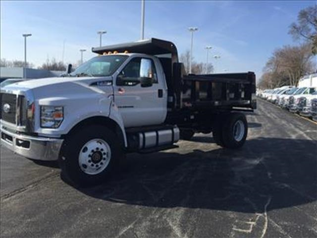 2017 F-750 Regular Cab, Rugby Dump Body #T70676 - photo 4