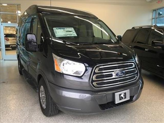 2017 Transit 150 Low Roof Passenger Wagon #T70856 - photo 3