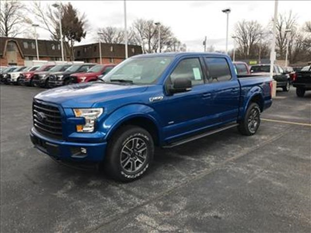 2017 F-150 Crew Cab 4x4 Pickup #T71047 - photo 1