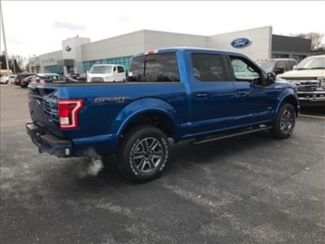 2017 F-150 Crew Cab 4x4 Pickup #T71047 - photo 4