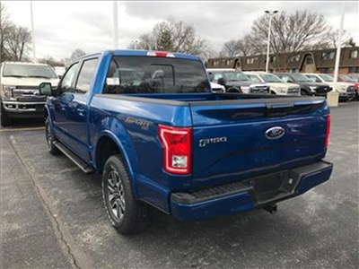 2017 F-150 Crew Cab 4x4 Pickup #T71047 - photo 2