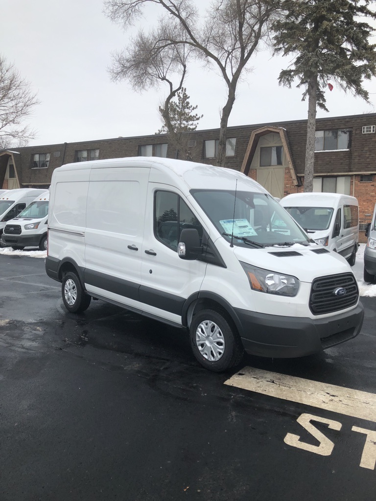 2017 Transit 250 Medium Roof Cargo Van #T71520 - photo 3