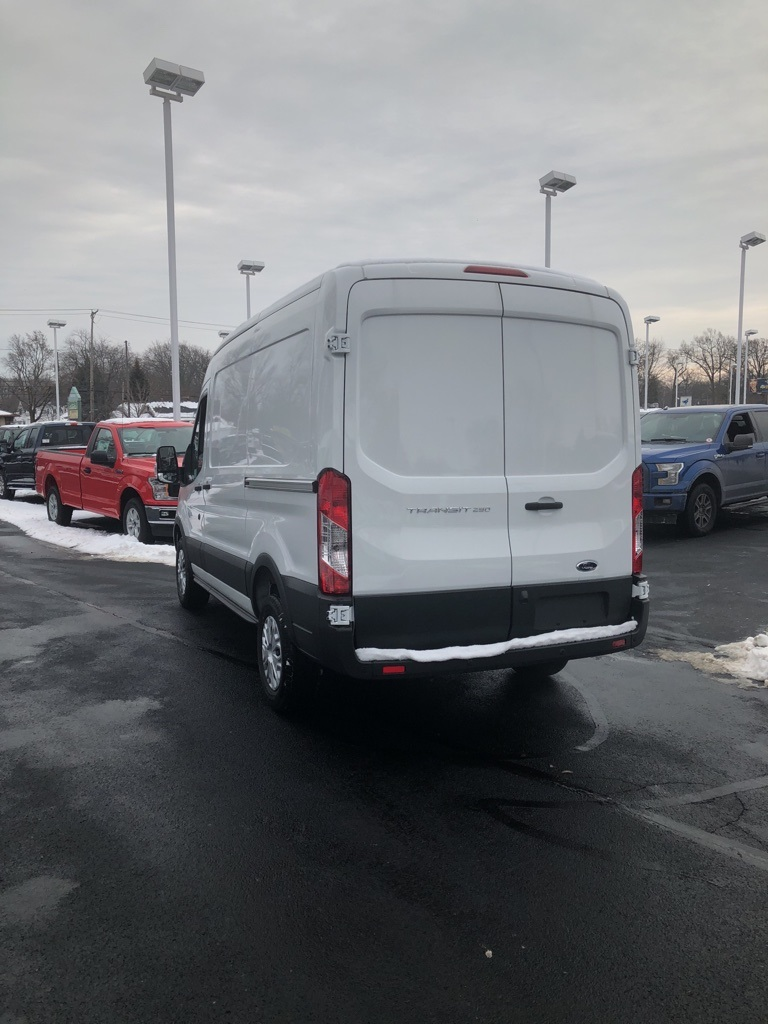 2017 Transit 250 Medium Roof Cargo Van #T71520 - photo 4