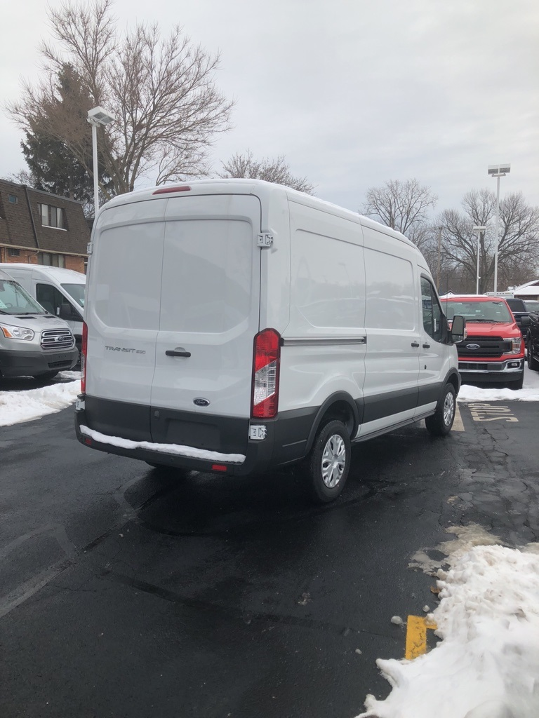 2017 Transit 250 Medium Roof Cargo Van #T71520 - photo 5
