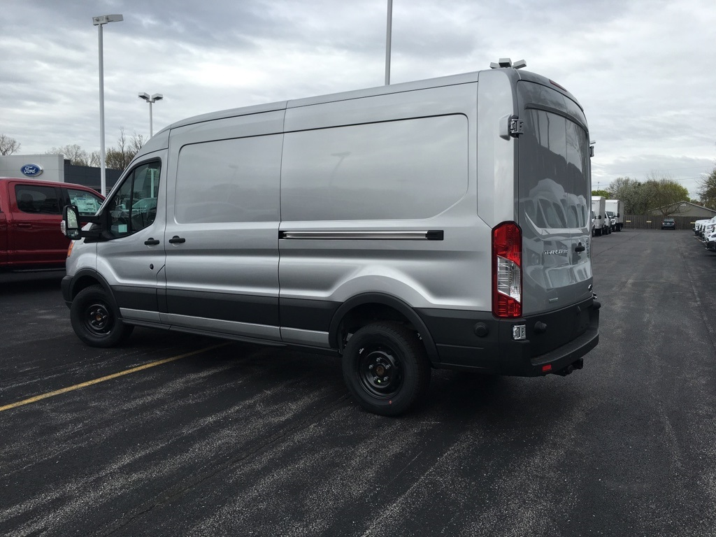 2017 Transit 350 Medium Roof Cargo Van #T71784 - photo 4