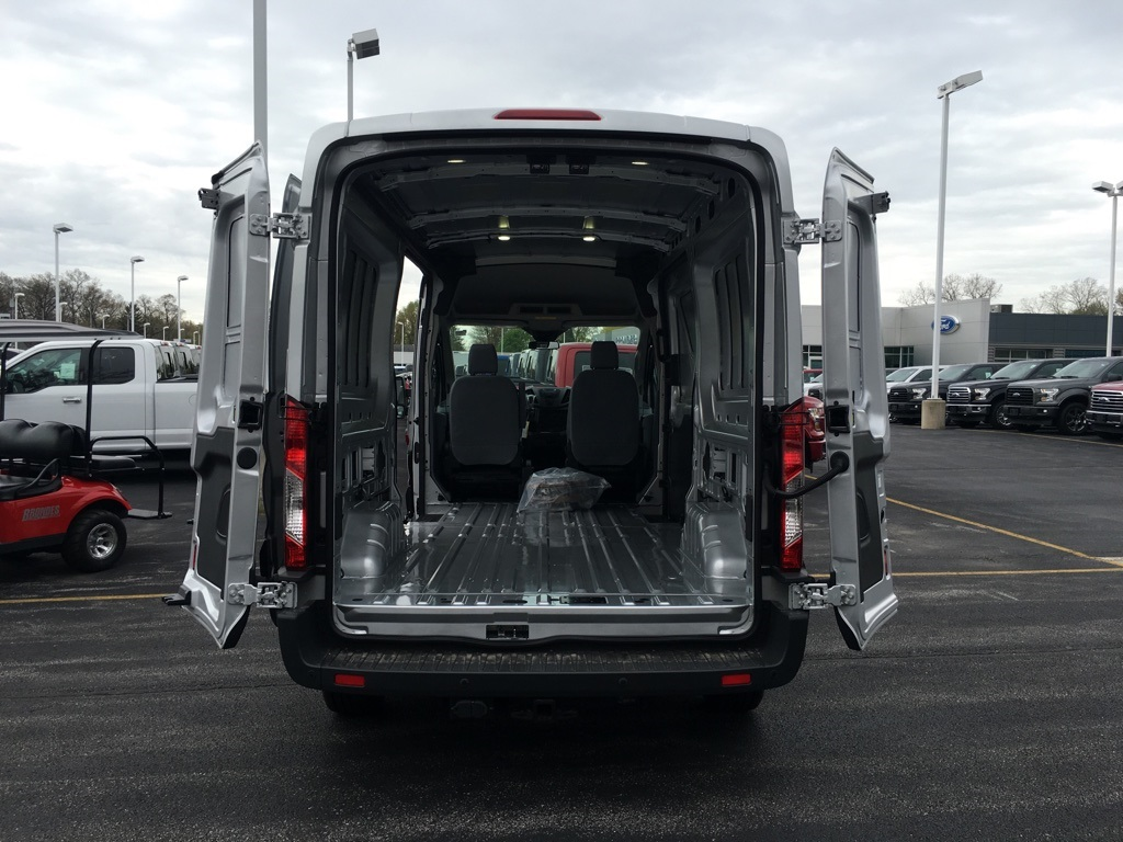 2017 Transit 350 Medium Roof Cargo Van #T71784 - photo 2
