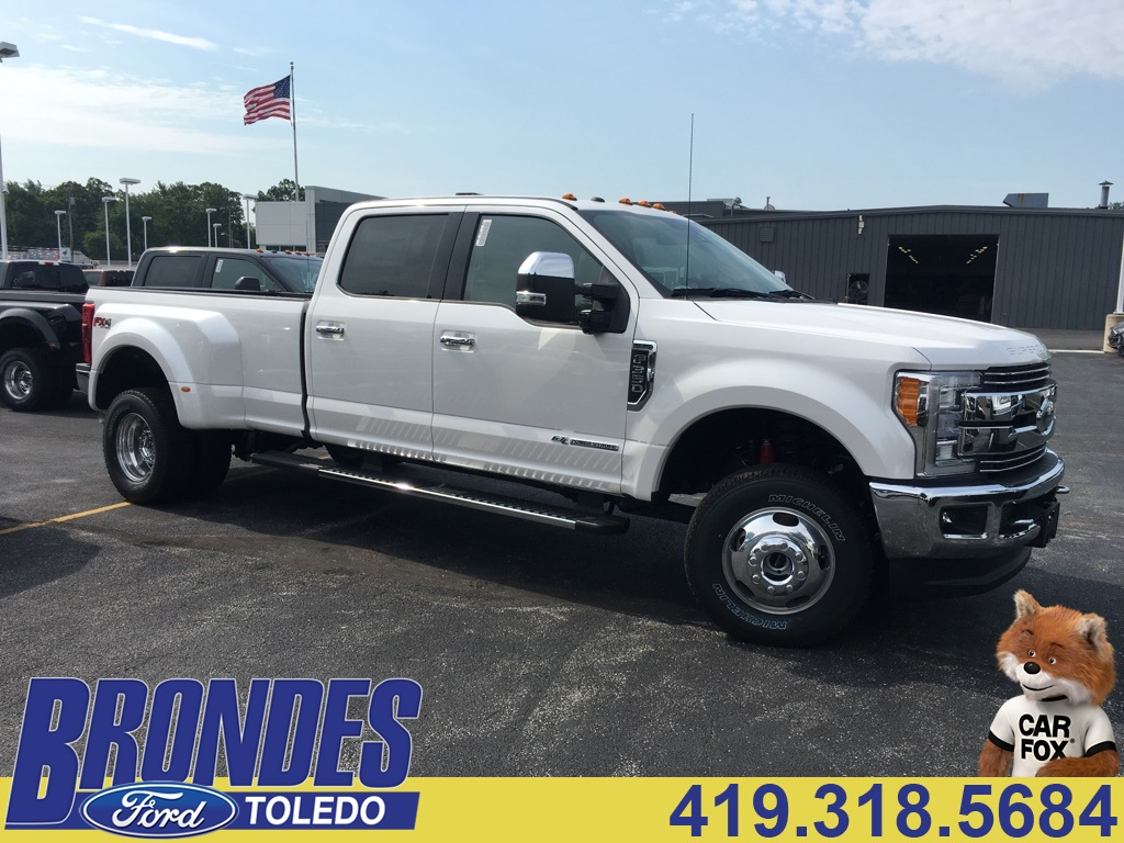 2017 F-350 Crew Cab DRW 4x4, Pickup #T72117 - photo 1