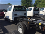 2017 F-350 Super Cab DRW 4x4 Cab Chassis #T72118 - photo 1