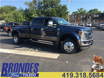 2017 F-450 Crew Cab DRW 4x4 Pickup #T72399 - photo 1
