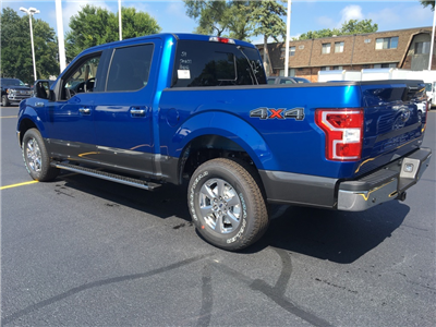 2018 F-150 Crew Cab 4x4 Pickup #T80109 - photo 4