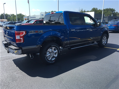 2018 F-150 Crew Cab 4x4 Pickup #T80109 - photo 2