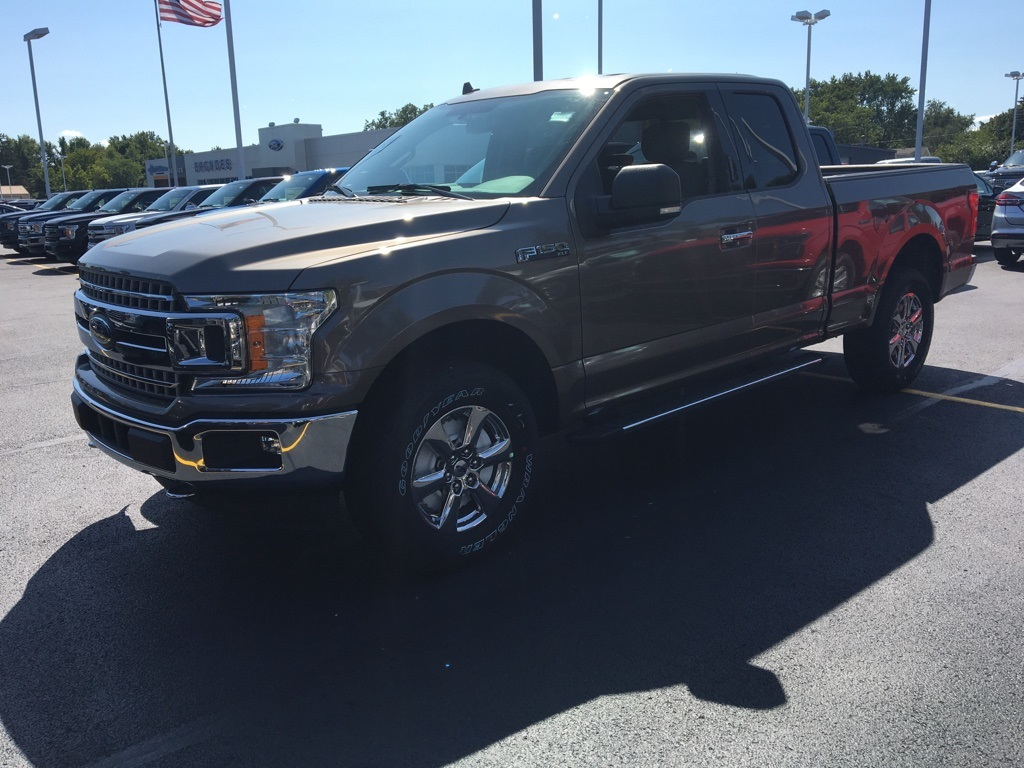 2018 F-150 Super Cab 4x4, Pickup #T80125 - photo 3