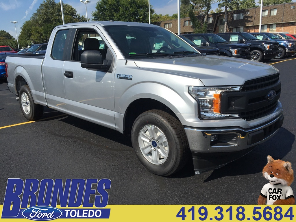 2018 F-150 Super Cab Pickup #T80161 - photo 1