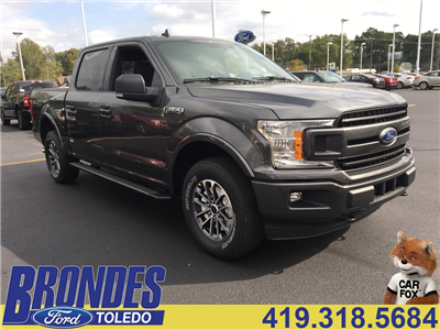 2018 F-150 Crew Cab 4x4, Pickup #T80207 - photo 1