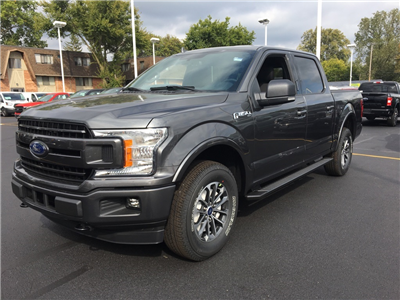 2018 F-150 Crew Cab 4x4, Pickup #T80207 - photo 3