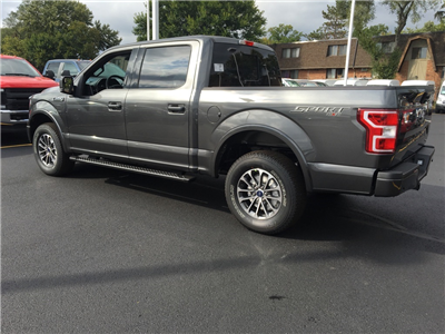 2018 F-150 Crew Cab 4x4, Pickup #T80207 - photo 4