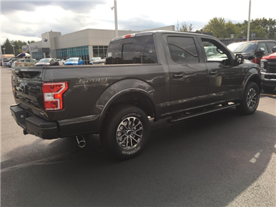 2018 F-150 Crew Cab 4x4, Pickup #T80207 - photo 2