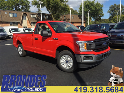 2018 F-150 Regular Cab Pickup #T80217 - photo 1
