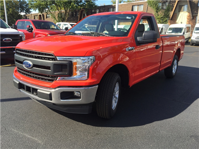 2018 F-150 Regular Cab Pickup #T80217 - photo 3