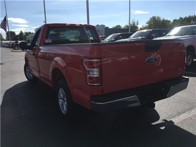 2018 F-150 Regular Cab Pickup #T80217 - photo 4