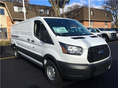2018 Transit 150 Low Roof,  Empty Cargo Van #T80223 - photo 3